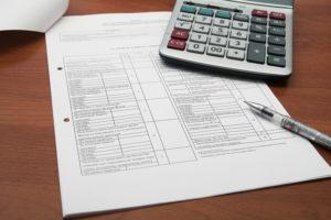 бухгалтерский учет оказываемых услуг