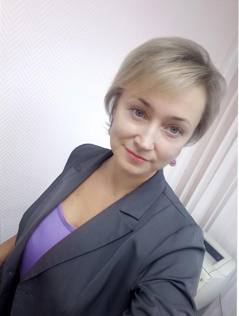Светлана Беус